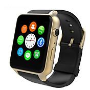 Smartklokke iOS Android GPS Pekeskjerm Pulsmåler Pedometere Sundhetspleie Kamera Vekkerklokke Informasjon Håndfri bruk Finn min enhet