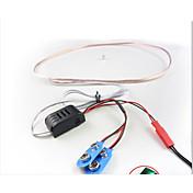 nye mini øreplugg trådløse hodetelefoner for mobiltelefon med mikrofon