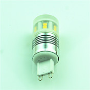 1pc 3W 200 lm G9 Luces LED de Doble Pin T 20 leds SMD 2835 Decorativa Blanco Cálido Blanco Fresco DC 12V AC 220V