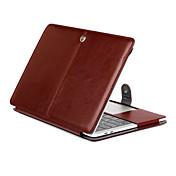 """MacBook Etui til Helfarge PU Leather Ny MacBook Pro 15"""" Ny MacBook Pro 13"""" Macbook Pro 15 """" MacBook Pro 13 """""""