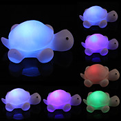 1 pieza Lámparas de Noche Color variable 9.0*6.5*3.5cm