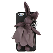 Para Manualidades Funda Cubierta Trasera Funda Dibujo 3D Suave TPU para AppleiPhone 7 Plus iPhone 7 iPhone 6s Plus iPhone 6 Plus iPhone