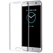 Skjermbeskytter Samsung Galaxy til S7 edge Herdet Glass 1 stk Skjermbeskyttelse Motstår Risser Høy Oppløsning (HD)