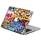 1 pieza Adhesivo para Anti-Arañazos Caricatura Diseño PVC MacBook Pro 15'' with Retina MacBook Pro 15 '' MacBook Pro 13'' with Retina