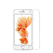 Protector de pantalla Apple para iPhone 6s Plus iPhone 6 Plus Vidrio Templado 1 pieza Protector de Pantalla Frontal Ultra Delgado Borde