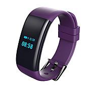 Yy df30 mujer de los hombres pulsera inteligente / smartwatch / ritmo cardíaco de la presión arterial de fatiga de oxígeno de monitoreo