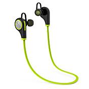 I øret Halsbånd Trådløs Hodetelefoner Plast Kjøring øretelefon Med mikrofon Headset