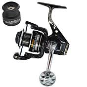 Carretes para pesca spinning 5.5:1 13 Rodamientos de bolas Intercambiable Pesca de Mar Pesca de baitcasting Pesca al spinning Pesca