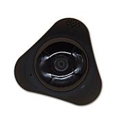 Vigilancia panorámica del fisheye 960p del vr de la cámara del IP de 360 grados con la ranura para tarjeta del tf