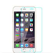 안정된 유리 화면 보호기 용 Apple iPhone 6s 앞면&뒷면 화면 보호 제품 2.5D커브 엣지 폭발의 증거 울트라 씬 스크래치 방지 지문 방지 고해상도 (HD) 9H강화