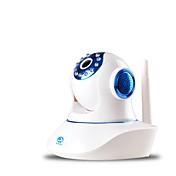 720p red IP de la cámara de vigilancia para bebés de video vigilancia de seguridad jooan® con audio bidireccional