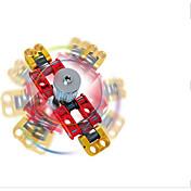 Fidget spinners Hilandero de mano Bloques de Construcción Novedades Spinner de anillo ABS Piezas Chico Niños Adulto Regalo