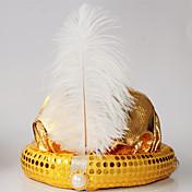 Halloween aladdin sombrero para víspera de Todos los Santos traje accesorios sombreros traje partido apoyos etapa cosplay suppllies