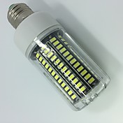 15 W 1300 lm E27 Bombillas LED de Mazorca T 138 Cuentas LED SMD 5733 Regulable / Decorativa Blanco Cálido / Blanco 220-240 V / 1 pieza