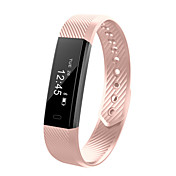 hhy id115 pulsera inteligente deportes pedometer seguimiento de la aptitud monitor de seguimiento pulsación de llamada recordatorio