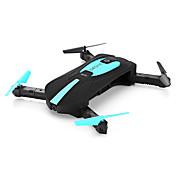 RC Dron JY 018 4 Canales 6 Ejes 2.4G Con Cámara 2.0MP HD Quadccótero de radiocontrol  Retorno Con Un Botón Modo De Control Directo Al