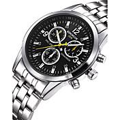 Hombre Reloj creativo único Reloj de Pulsera Reloj Militar Reloj de Vestir Reloj de Moda Reloj Deportivo Reloj Casual Japonés Cuarzo