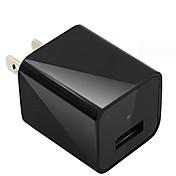 mini kamera 1080p hd bevegelse aktivert usb veggkontakt adapter hjem sikkerhet barnepike kamera adapter for 32gb