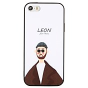Funda Para Apple iPhone 7 Antigolpes Diseños Funda Trasera Caricatura Dura TPU para iPhone 7 Plus iPhone 7 iPhone 6s Plus iPhone 6s