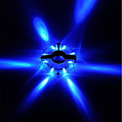 Luces para bicicleta luces de la rueda Iluminación Luz para el Día LED Ciclismo Portátil Profesional Alta calidad pila de botón Baterías