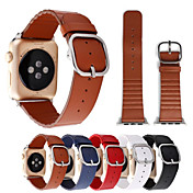 For Apple Watch 3 iWatch Genuine leather strap 38mm 42mm