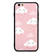 Funda Para Apple iPhone 7 Plus iPhone 7 Antigolpes Diseños Funda Trasera Cielo Dura ordenador personal para iPhone 7 Plus iPhone 7 iPhone