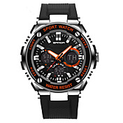 Hombre Mujer Digital Reloj digital Reloj de Pulsera Reloj elegante Reloj Militar Reloj Deportivo Chino Despertador Calendario Cronógrafo