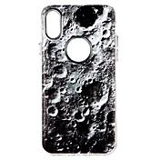 Funda Para Apple iPhone X iPhone 8 iPhone 8 Plus Antigolpes Funda Trasera Mármol Suave TPU para iPhone X iPhone 8 Plus iPhone 8 iPhone 7