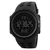 SKMEI -1251 Reloj elegante Temporizador Resistente al Agua Despertador Listo para vestir Ligero y Conveniente Diseño delgado Función de
