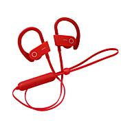 G5 EARBUD Ørekrok Trådløs Hodetelefoner dynamisk Plast Sport og trening øretelefon Innebygget Bluetooth Headset