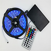 5 m Lyssett 300 LED 5050 SMD RGB 12 V / IP65