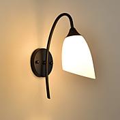 Rústico/Campestre Clásico Simple LED Moderno/Contemporáneo Retro Tradicional/Clásico Campestre Lámparas de pared Para Metal Luz de pared