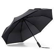 paraguas xiaomi para días soleados y lluviosos - negro-luz solar-sombra antiescaras
