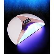 36W 네일 드라이어 UV 램프 LED 램프 폴란드어 UV 젤 네일