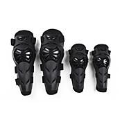 sulaite gt-005 trustfire equipo de protección almohadillas para las rodillas coderas equipo de protección para motocicleta unisex adultos