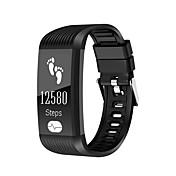 k10 smart wristband ecg hjertefrekvensmåler ip67 vanntett trådløs ladning fitness armbånd for android ios telefon