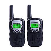 BAOFENG T3 Walkie Talkie  Portátil 1'5KM-3KM 1'5KM-3KM Walkie talkie Radio de dos vías