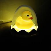 1pc LED Night Light Menneskekroppssensor 3.6V