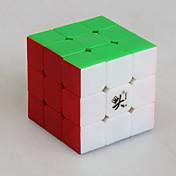 Rubiks kube DaYan * Mini 3*3*3 Glatt Hastighetskube Magiske kuber Pedagogisk leke Stresslindrende leker Kubisk Puslespill Klassisk Plasser