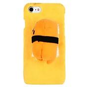 Funda Para Apple iPhone 8 iPhone 8 Plus iPhone 6 iPhone 6 Plus iPhone 7 Plus iPhone 7 Blando Manualidades Funda Trasera Comida Dibujo 3D