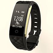 iPS SR05 Reloj SmartResistente al Agua Long Standby Calorías Quemadas Podómetros Atención de Salud Deportes Cámara Monitor de Pulso