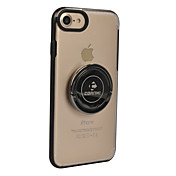 Etui Til Apple iPhone 8 iPhone 8 Plus Ringholder Helfarge Hard til