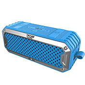 KRZ-S6 Bluetooth høyttaler 4.0 Audio (3.5 mm) USB Grønn Svart Rød Blå