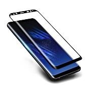 Skjermbeskytter Samsung Galaxy til S8 Herdet Glass 1 stk Skjermbeskyttelse 3D bøyd kant Motstår Risser Eksplosjonssikker 9H hardhet Høy