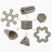 Juguetes Magnéticos Bloques de Construcción Accesorio de Magia Imán de Neodimio Bolas magnéticas 216pcs 3mm Magnético Metal Magnética