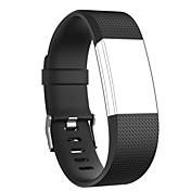 Ver Banda para Fitbit Charge 2 Fitbit Hebilla Moderna Silicona Correa de Muñeca