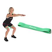 KYLINSPORT Bandas para ejercicio de resistencia Con 1 pcs Caucho Cinta de Fitness Entrenamiento de fuerza, Pull Up, Terapia física por Yoga / Pilates / Fitness Hogar / Oficina