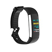 Smart armbånd k6 for Android 4.0 / Android 4.2 / Android 4.2.2 Smart / Bluetooth / Meldingspåminnelse / Samtalepåminnelse / Lett dressing Pedometer / Samtalepåminnelse / Fitnessporing / Søvnmonitor