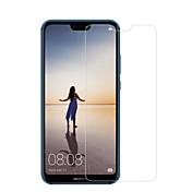 Skjermbeskytter til Huawei Huawei P20 lite Herdet Glass 1 stk Skjermbeskyttelse Anti-fingeravtrykk / Motstår Risser / Ultratynn