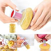 Herramienta de decoración Tarta Galleta Pastel El plastico Alta calidad